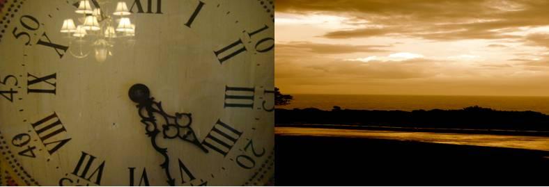 echogram-clock