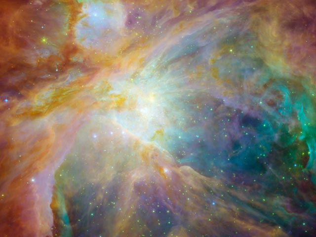Chaos at the Heart of Orion