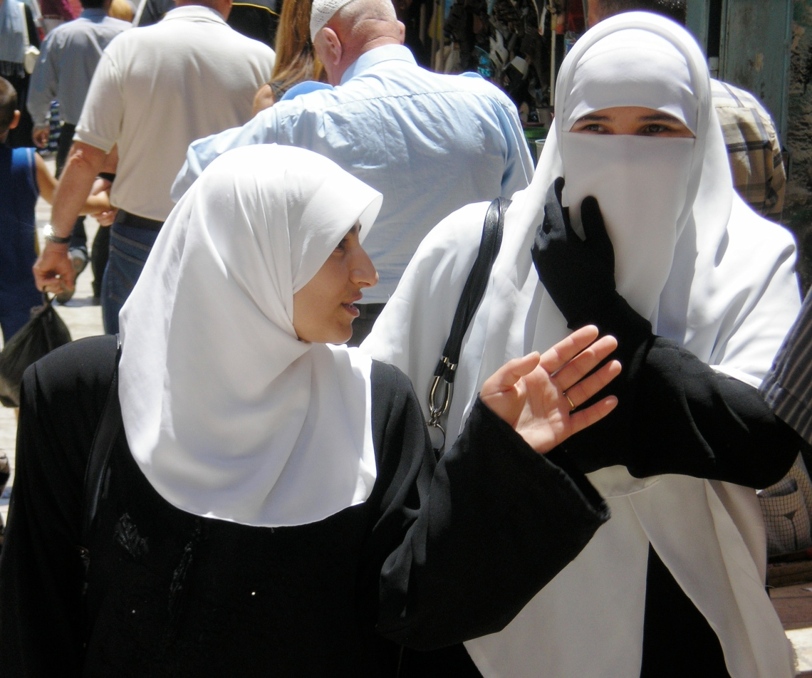 Arabs in Old City