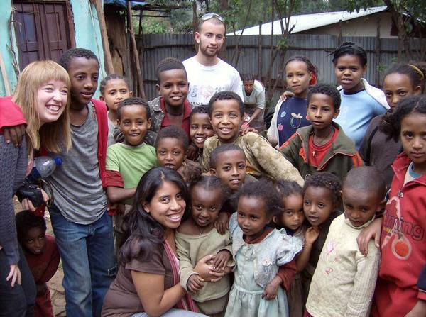 julia in Ethiopia