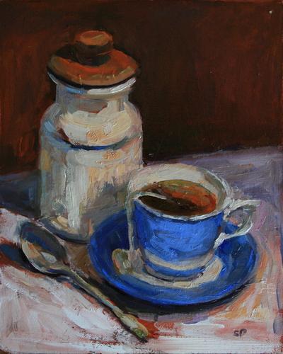 Blue-Tea-Cup